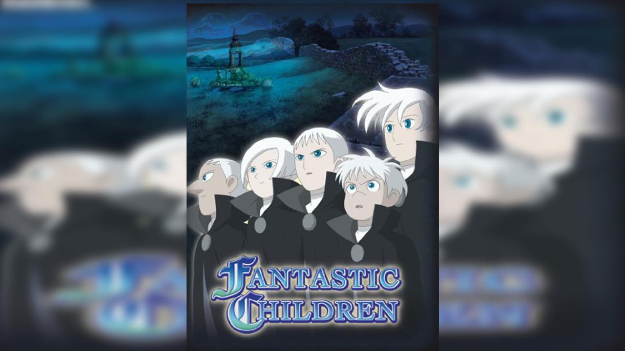 Poster of Fantastic Children Episode 10